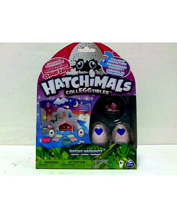 spin master SPIN Hatchimals Piżamowe party 19128 6046009