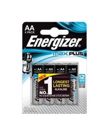 energizer Bateria Max Plus AA LR6 4 szt. Blister
