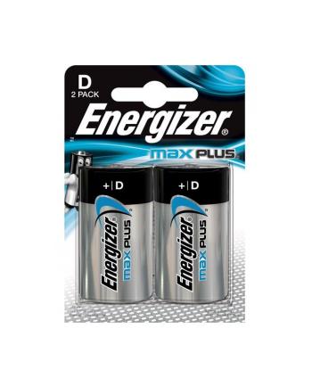 energizer Bateria Max Plus D LR20 2 szt. Blister