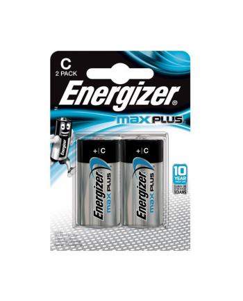 energizer Bateria Max Plus C LR14 2 szt. Blister