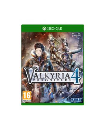 cenega Gra Xbox One Valkyria Chronicles 4