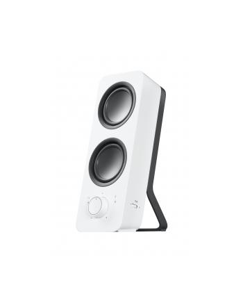 SPEAKER 2.0 Z200 WHITE/980-000811 LOGITECH
