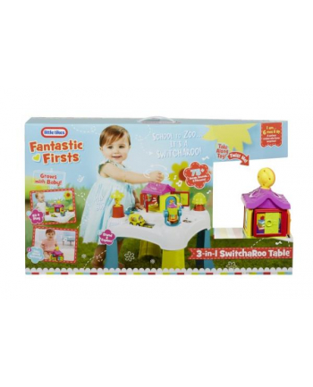 little tikes LT 3w1 Sweitcharoo Table 646928
