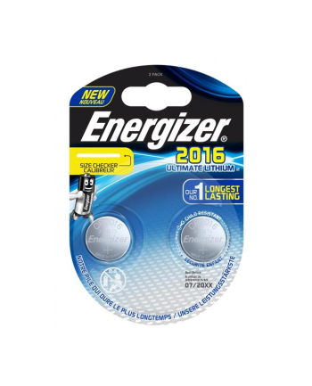 energizer Bateria Ultimate Lithium CR2016 2 szt.