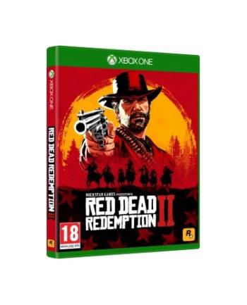 cenega Gra Xbox One Red Dead Redemption 2