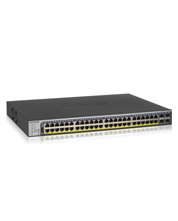 netgear Przełącznik SMART GS752TP 48xGE PoE 4xSFP
