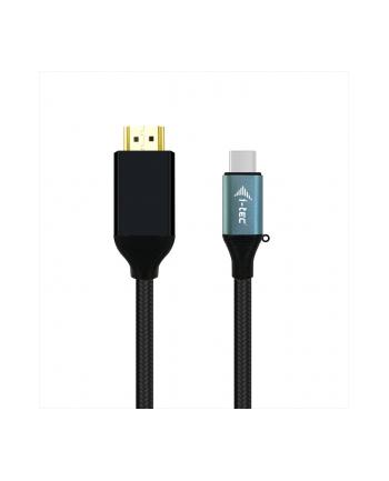 i-tec Adapter kablowy USB-C 3.1 do HDMI 4K/60Hz 150cm