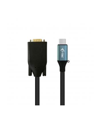 i-tec Adapter kablowy USB-C 3.1 do VGA 1080p/60Hz 150cm