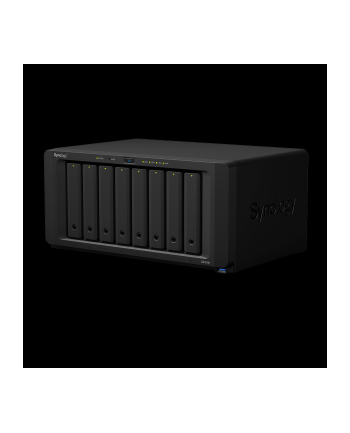 synology NAS DS1819+ 8x0HDD 2x0M2 2,1Ghz 4GB PCI-E 3Y