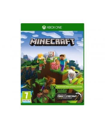 microsoft Gra Xbox One Minecraft Starter Coll. 44Z-00125