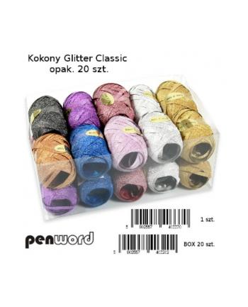 polsirhurt Kokon glitter classic p20