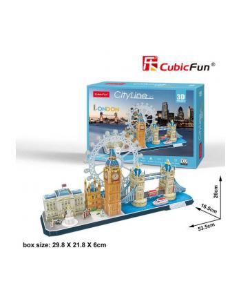 dante Puzzle 3D City Line London 20253