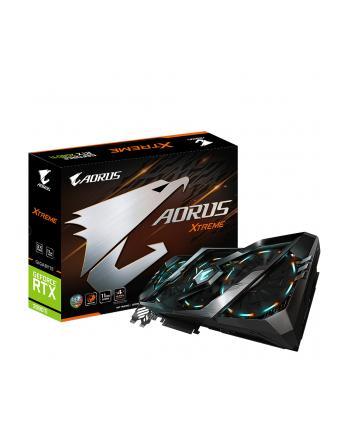 gigabyte Karta graficzna AORUS RTX 2080 Ti XTREME 11GB GDDR6 352bit DP/HDMI/USB-c