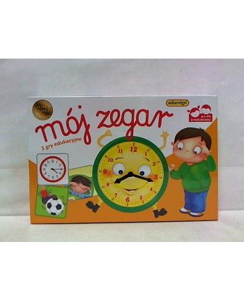 adamigo Mój zegar - loteryjka edukacyjna 7165