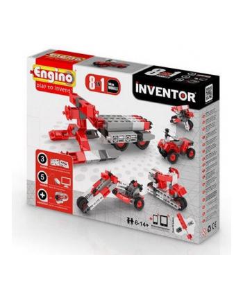 Formatex ENGINO klocki Inventor 8w1 Motory ENG0832