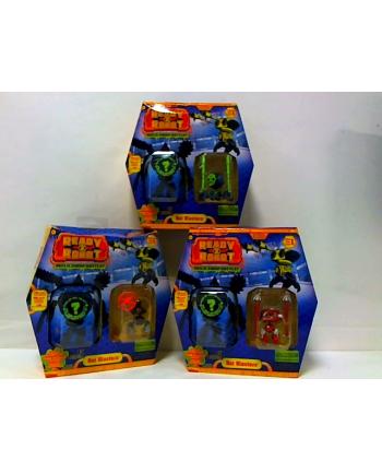 mga hit !!! MGA Ready2Robot Bot Blasters miotacze 553939/4