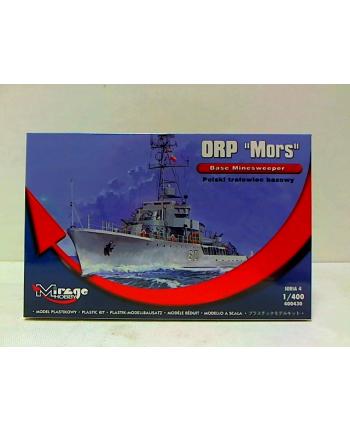 mirage modele Mirage zestaw do sklejania Trałowiec MM0188