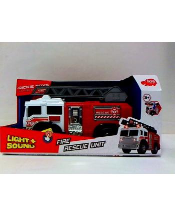simba Dickie straż pożarna 30cm św/dźw 330-6005