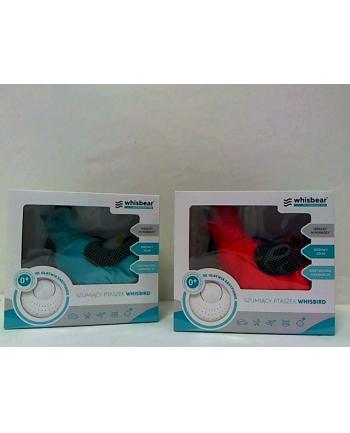 whisbear Whisbird Ptaszek szumiący 2 kolory 95581