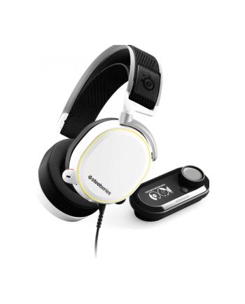 SteelSeries Arctis Pro + GameDAC - white