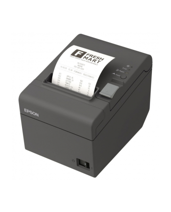Epson Receipt printer TM-T20II - black Ethernet