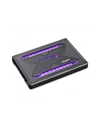 kingston HyperX Fury RGB 240 GB Kit - SSD - SATA - 2.5