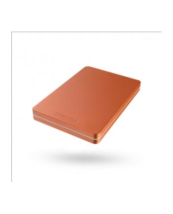Toshiba Canvio U3 - red
