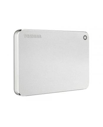 Toshiba Canvio Premium 2 TB - USB 3.0 - srebrny