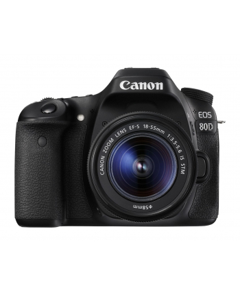 Canon EOS 80D Kit (18-55 mm, STM)