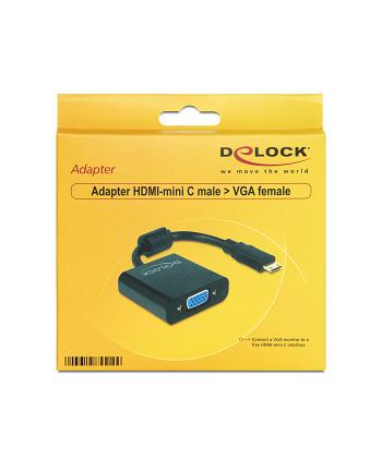 DeLOCK HDMI-C plug > Rifle - black