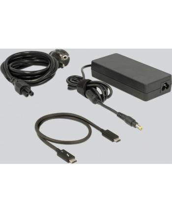 DeLOCK Thunderbolt Dockingst. 5K - HDMI / 3 / SD / LAN