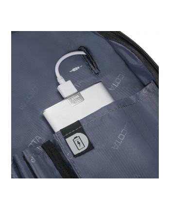 Dicota Backpack SELECT - black 17,3 - D31637