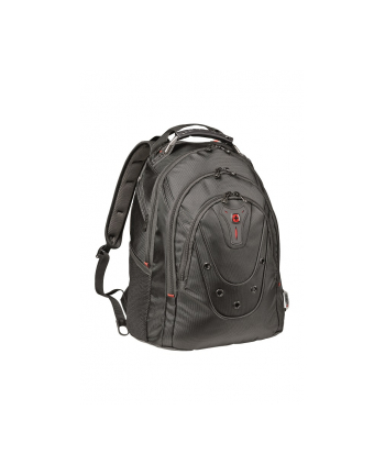 Wenger Ibex Slim - black 15,6 - 605081