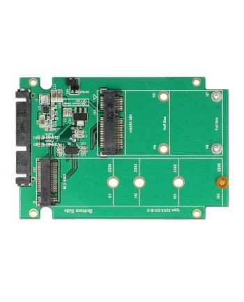 DeLOCK 2.5 converter SATA 22Pin>1x M.2