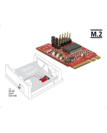 DeLOCK converter Key > 1x RS-232