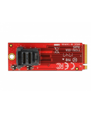 DeLOCK Adap. Key SFF-8643 NVMe - vertical
