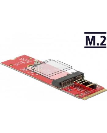DeLOCK converter Key M St>M.2 E Slot