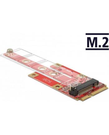 DeLOCK converter Mini PCIe>M.2 + Micro SIM