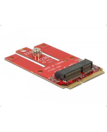 DeLOCK Adapter Mini PCIe>M.2 E Slot