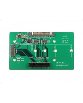 DeLOCK SFF-8639 -PCIex4 o. Key M