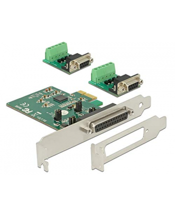 DeLOCK PCIe> Serial RS-422/485 ESD