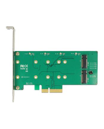 DeLOCK PCIe x1 x Key B