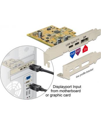 DeLOCK PCIe 3.1 Gen2 Type-C