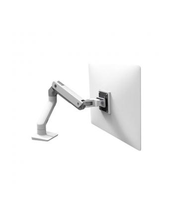 Ergotron HX Monitor Desk Mount - White