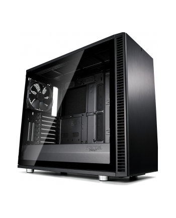Fractal Design Define S2 Blackout - black window