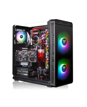 Thermaltake View 37 ARGB - black window