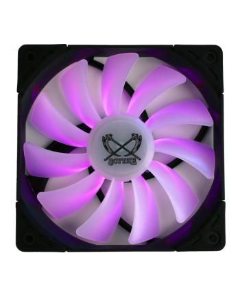 Scythe Kaze Flex RGB 1800 120x120x27 - SU1225FD12HR-RN