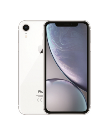 Apple iPhone XR 64GB - biały - MRY52ZD/A