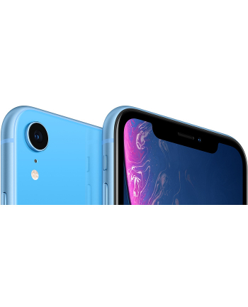 Apple iPhone XR 64GB - blue MRYA2ZD/A