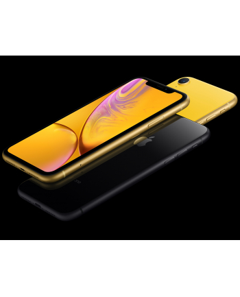 Apple iPhone XR 128GB - yellow MRYF2ZD/A